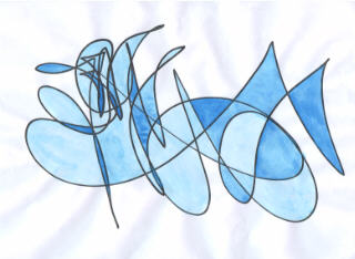 Atelier - Dauphin dessin couleur ...